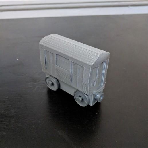 Train.jpg Télécharger fichier STL gratuit Métro de NYC • Modèle pour imprimante 3D, Dsk