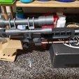Télécharger plan imprimante 3D gatuit Pistolet Star Wars Naboo S5 Heavy Blaster, Dsk