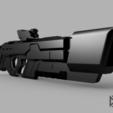Khan_Riifle_2018-Oct-07_12-18-18AM-000_CustomizedView15190775803.png Télécharger fichier STL gratuit Le concept du fusil Khan de Marvels The Exiles • Plan pour imprimante 3D, Dsk