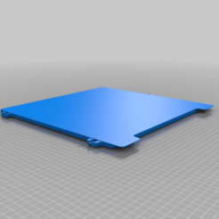 300_ZL_Bed.png Download free STL file Railcore 300ZL Bed STL for use in Slicers • Model to 3D print, Dsk