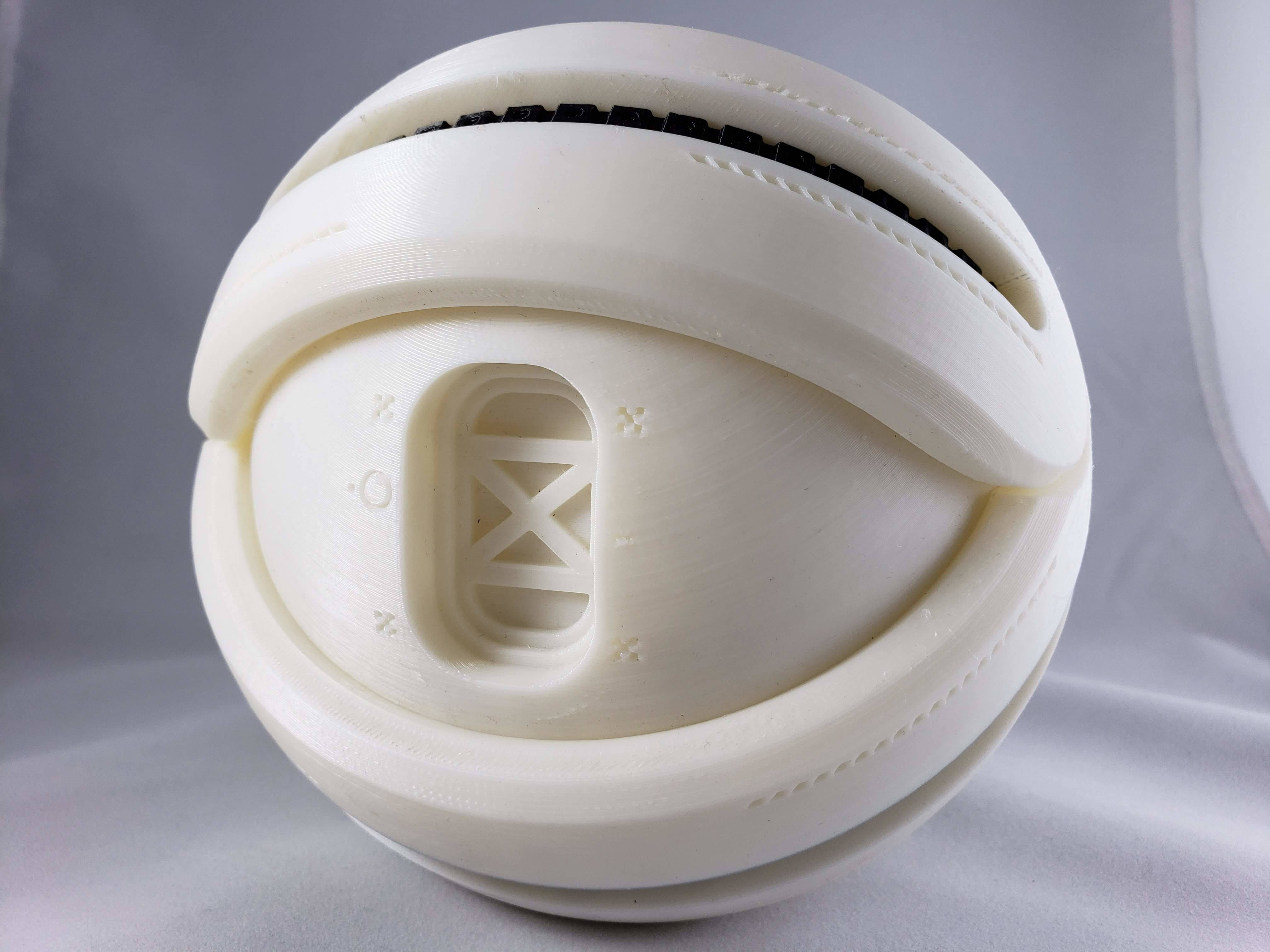 20191115_134840.jpg Download free STL file Timeless Mothership with spinning ring • 3D printer template, Dsk