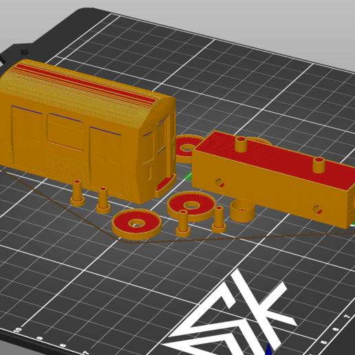 PO.png Télécharger fichier STL gratuit Métro de NYC • Modèle pour imprimante 3D, Dsk