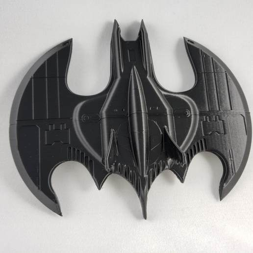 20200324_170850.jpg Download free STL file Batman Batwing • 3D printable model, Dsk
