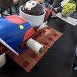 IMG_20180919_172543.jpg Télécharger fichier STL gratuit Mario + Lapins Crétins - Plumer's Helper Boomshot • Modèle pour impression 3D, Dsk