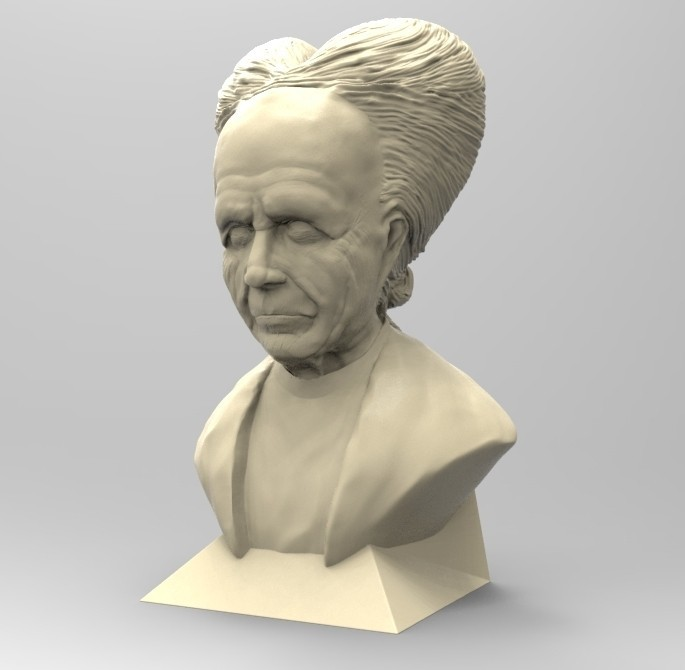 DRACULA.jpg Download STL file DRACULA • 3D printable design, thierry3D
