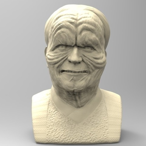 Download STL file DARK SIDIOUS 2 • 3D printable design, thierry3D