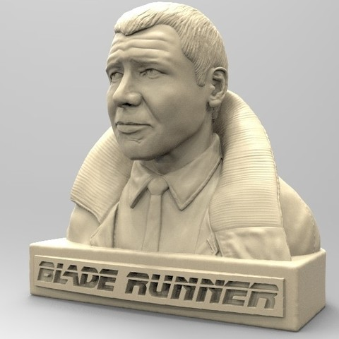 Download 3D print files RICK DECARD, thierry3D