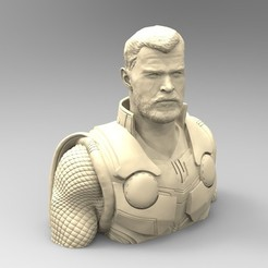 Download STL files THOR SECOND VERSION, thierry3D
