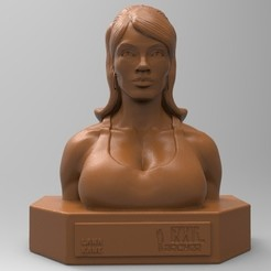 3D printing model LANA KANE, thierry3D