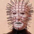3D printing model PINHEAD the Cenobite, thierry3D