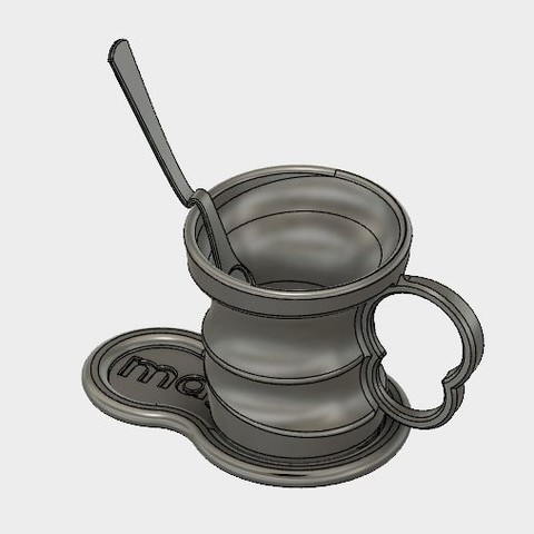 Capture 2.JPG Download STL file Coffee Kit #MAGIGOO • Template to 3D print, MyVx35