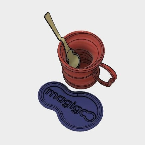 Capture 5.JPG Download STL file Coffee Kit #MAGIGOO • Template to 3D print, MyVx35