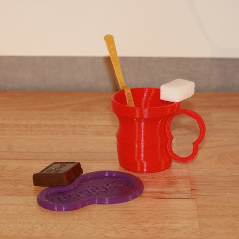 IMG_5665.JPG Download STL file Coffee Kit #MAGIGOO • Template to 3D print, MyVx35