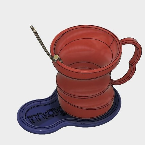 Capture.JPG Download STL file Coffee Kit #MAGIGOO • Template to 3D print, MyVx35