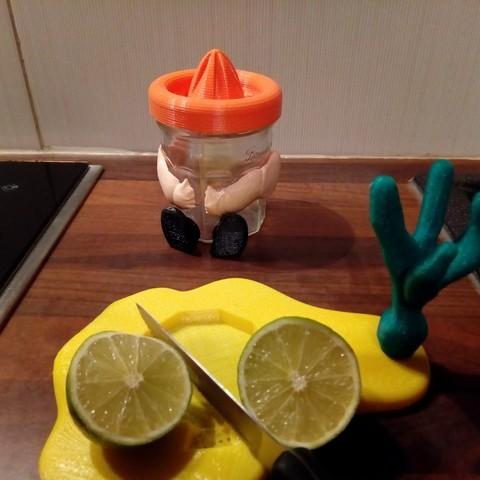 IMG_20181001_002752.jpg Télécharger fichier STL gratuit Don Lemon • Objet pour impression 3D, MyVx35