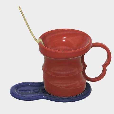 Capture 8.JPG Download STL file Coffee Kit #MAGIGOO • Template to 3D print, MyVx35