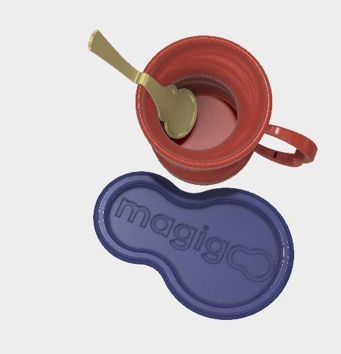 Capture 6.JPG Download STL file Coffee Kit #MAGIGOO • Template to 3D print, MyVx35