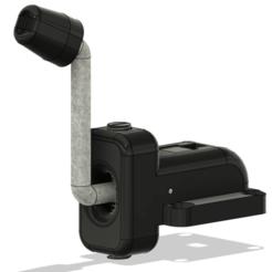 1.png Télécharger fichier STL gratuit simulateur de camion en euros clignotant comodo 2 • Modèle imprimable en 3D, netgearnono
