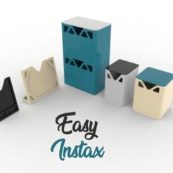 Télécharger fichier STL gratuit Série Easy instax, Rourrodas
