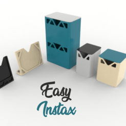 modelos 3d gratis Easy instax series , Rourrodas