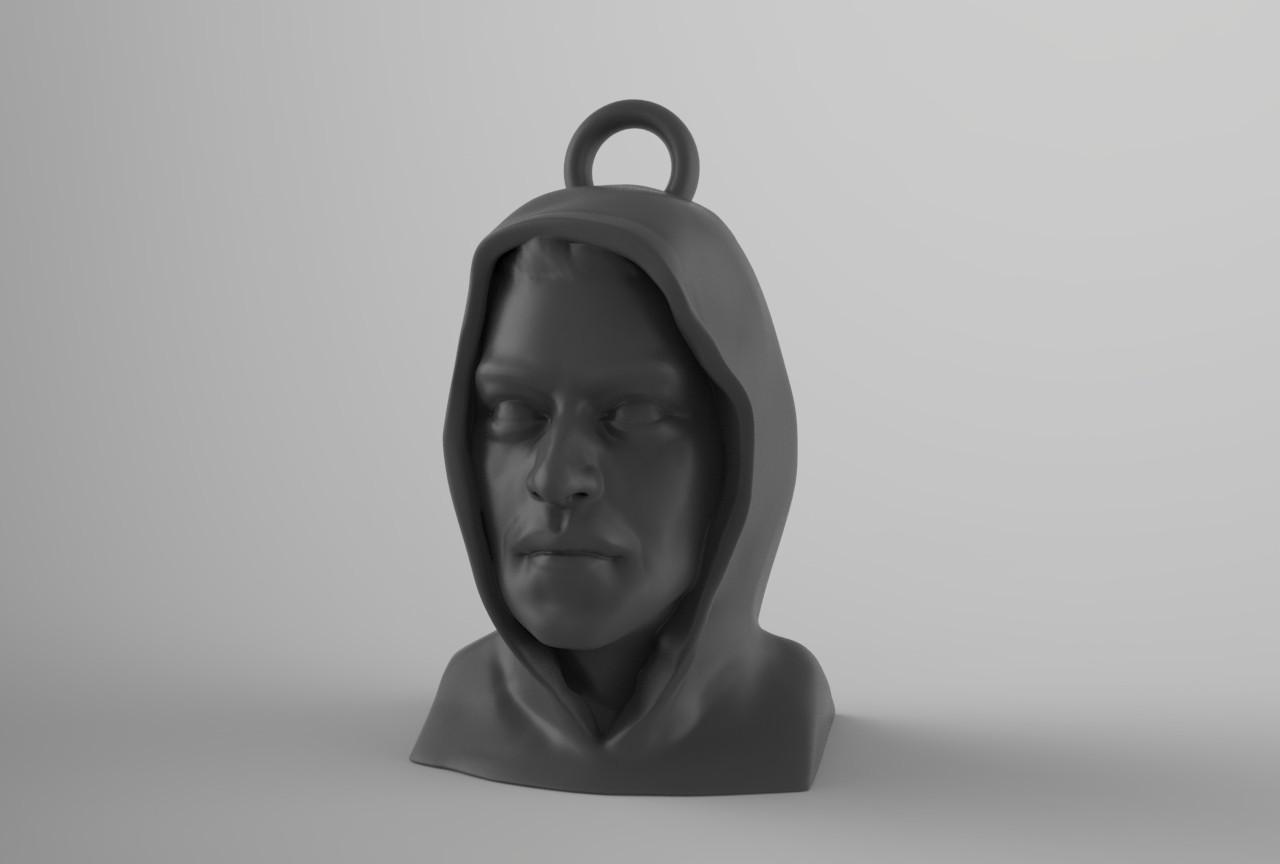 mr_robot_keyring.4.jpg Download STL file Mr Robot Keyring • 3D printing model, martamacedo
