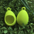 Free 3D printer files Happy Easter Eggs, tone001