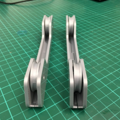 Free 3D print files Large filament spool holder, tone001