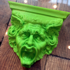 Capture d'écran 2017-10-24 à 17.39.36.png Download free STL file Waddesden Manor Stables Water Spout (1800s) • Design to 3D print, tone001