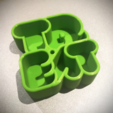 Download free 3D printing files TREAT bowl, tone001