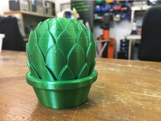 3f32c0fec846ffd75ec72ecb2c84eb93_preview_featured.jpg Download free STL file Small potted succulents • 3D printing model, tone001