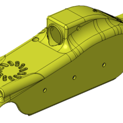 Download free STL file rc car drone motor • 3D printer object, floun