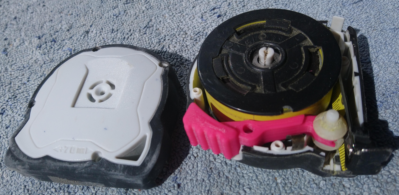 DSC_0873.JPG Download free STL file Meter Dexter trigger back • 3D printing model, floun
