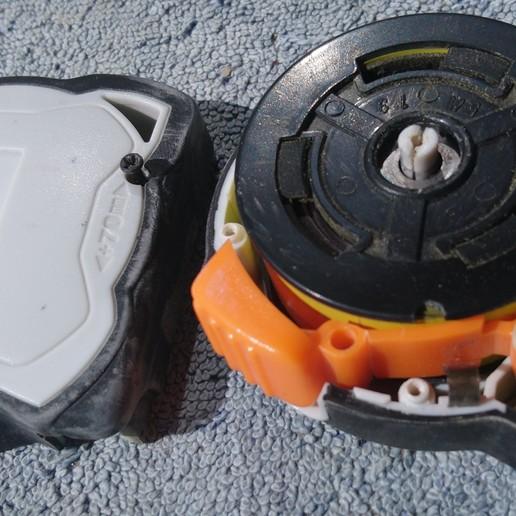 DSC_0872.JPG Download free STL file Meter Dexter trigger back • 3D printing model, floun