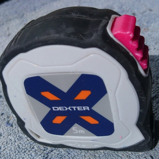 DSC_0874.JPG Download free STL file Meter Dexter trigger back • 3D printing model, floun