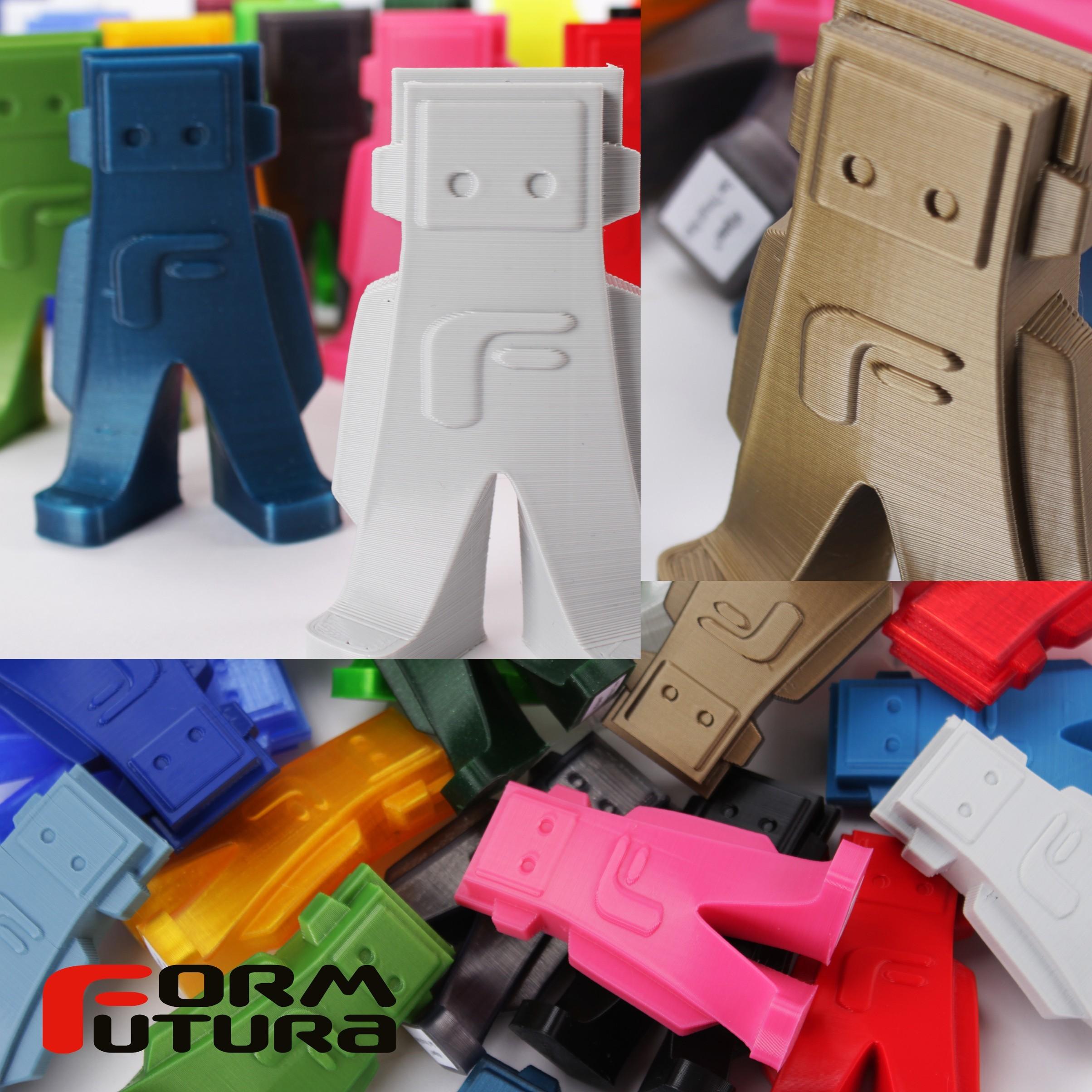 hi.jpg Download free STL file Fil Futura • 3D printer design, Formfutura