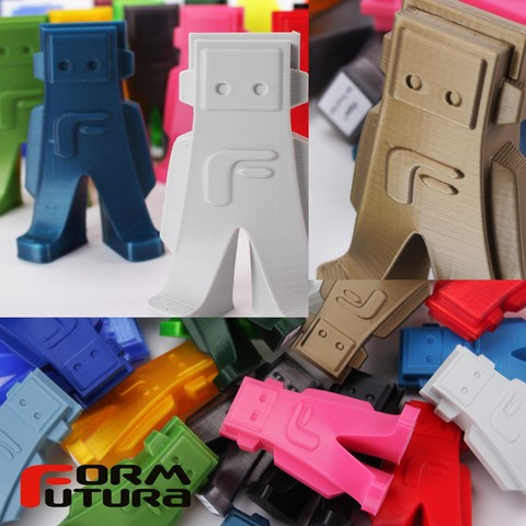 Download free STL file Fil Futura • 3D printer design, Formfutura