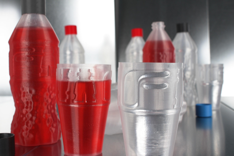 Centaur-PP-bottleglass.jpg Télécharger fichier STL gratuit Bouteille de FormFutura Cola • Plan pour impression 3D, Formfutura