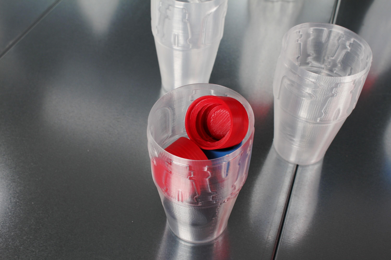 Centaur-PP-bottlecaps.jpg Télécharger fichier STL gratuit Bouteille de FormFutura Cola • Plan pour impression 3D, Formfutura