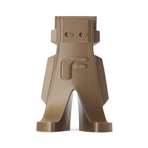 HDGlass-Blinded-Bronze.jpg Download free STL file Fil Futura • 3D printer design, Formfutura