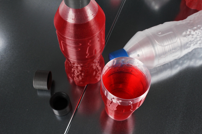 Centaur-PP-bottlenglass.jpg Télécharger fichier STL gratuit Bouteille de FormFutura Cola • Plan pour impression 3D, Formfutura