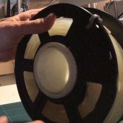 Imprimir en 3D gratis Bobina Recup DIY, Picaboubx