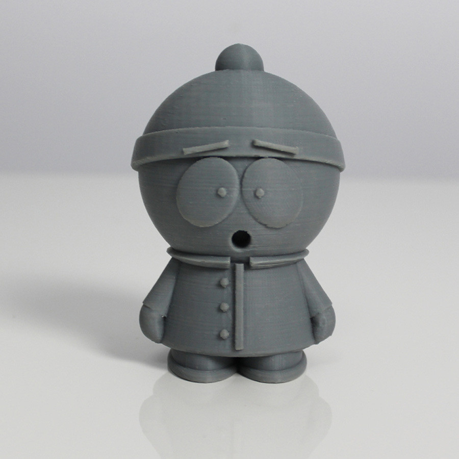 stan.jpg Download free STL file South Park Crew • Template to 3D print, Zortrax