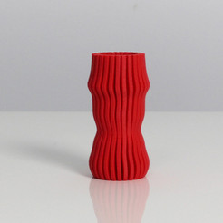 Free 3D printer files Fractal Vase, Zortrax