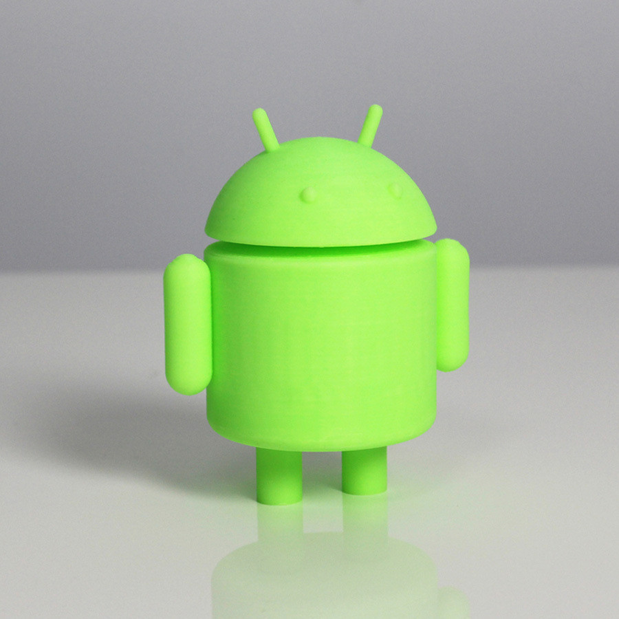a1.jpg Download free STL file Android • 3D print design, Zortrax