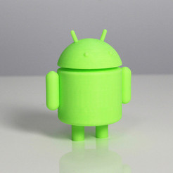 Free 3D file Android, Zortrax