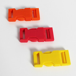 Free 3D model Zortrax Buckle, Zortrax