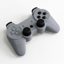 Free 3d model PS Pad, Zortrax