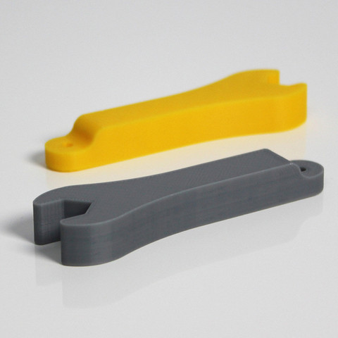 Download free STL file Z Wrench • 3D printing object, Zortrax