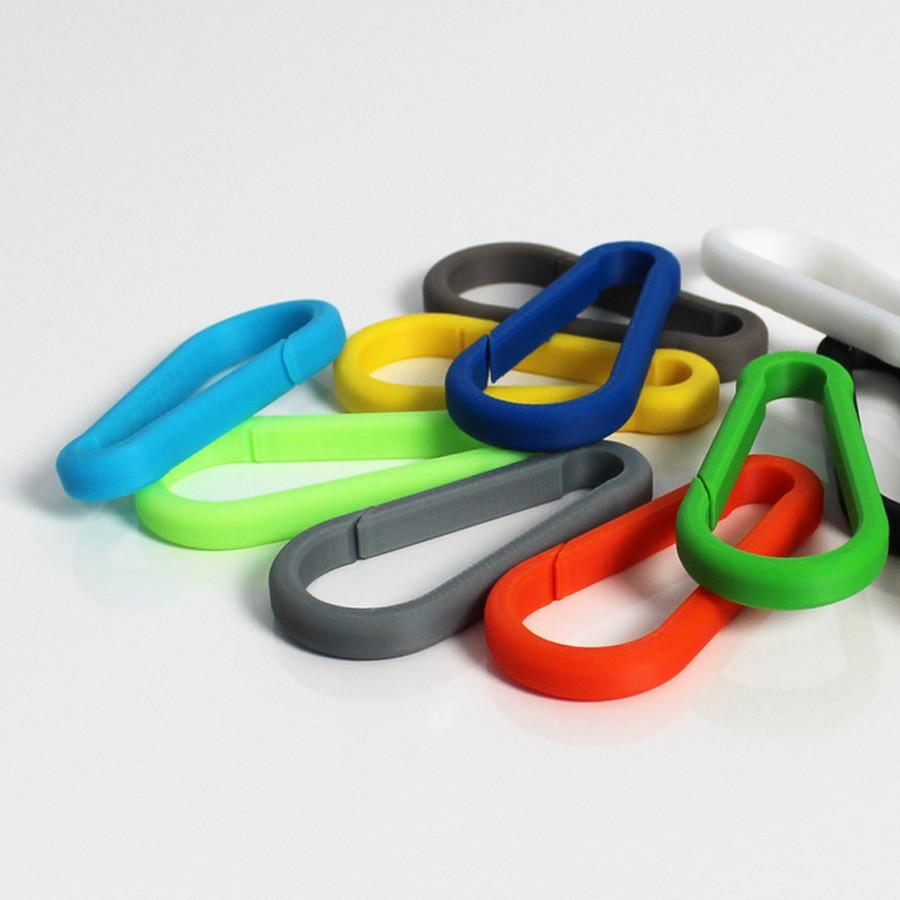 c4.jpg Download free STL file Zortrax Carabiner • 3D printing object, Zortrax