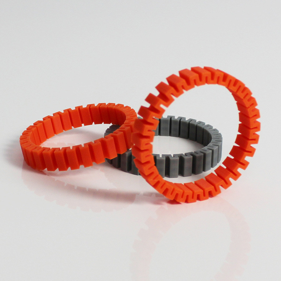 b1.jpg Download free STL file Z Bracelet • Model to 3D print, Zortrax